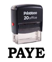 Printtoo Kundenspezifische Stempel Paye Selbstfarb Stempel Büro Stationär