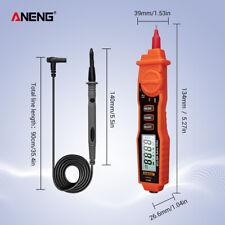 Aneng A3002 Ac Digital Multimeter Pen 4000 Counts Non Tester X5f0