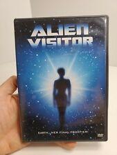 Alien Visitor Dvd Rare Oop! Rolf De Heer 1997 Sci-Fi Movie Good Cond Free Ship