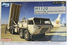 DRAGON Black Label 1/35 M1120 Terminal High AltitudeAreaDefense Missile Launcher