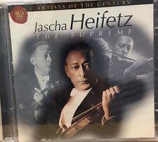 Jascha Heifetz : Heifetz: The Supreme