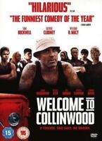 Nuevo Welcome a Collinwood DVD