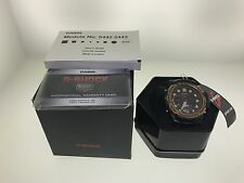 **BRAND NEW** CASIO G-SHOCK MASTER OF G GULFMASTER BLACK / ROSE GOLD GN1000RG-1A
