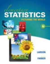 Elementary Statistics: Picturing The World 6th Edition