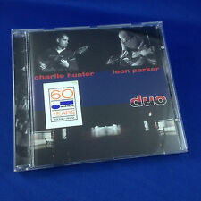 CHARLIE HUNTER & LEON PARKER: Duo (OUT OF PRINT BLUE NOTE 1999 DUTCH PRESSING)