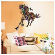 Colour Diversity Happy Horse Removable Wall Sticker Art Home decor FRH 60/90 cm