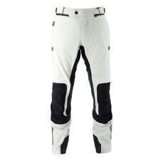 Pantalones de textil de color principal gris para motoristas