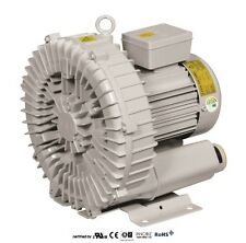 Pacific Regenerative Blower PB-200 (HRB-200), Ring, Vacuum and Pressure Blower