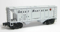 Great Northern 2-Bay Covered Cement Hopper MTL#531 00 220 Z-SCALE