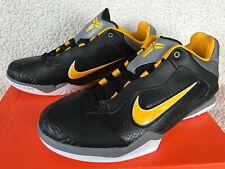 Nike Zoom Kobe Venomenon II Black 487787-002 Bryant Basketball Shoes Men's 8.5