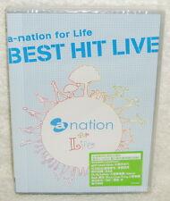 a-nation for Life BEST HIT LIVE Taiwan DVD (Ayumi Hamasaki TVXQ Koda Kumi)