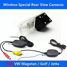 A821WIRELESS CAR REAR VIEW BACKUP CAMERA FOR  BEETLE / SEAT LEON ALTEA / SKOD