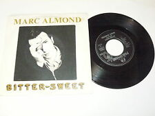 """MARC ALMOND """"BITTER SWEET"""" disco 45 giri PARLOPHONE Italy 1988 Soft Cell"""