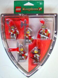 LEGO CASTLE Kingdoms 852921 Lion Knights Battle Pack