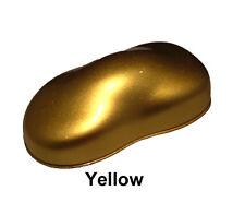 YELLOW CANDY 400ML AEROSOL CAN -CUSTOM PAINT DYE TRANSPARENT COLOUR EFFECT PEARL