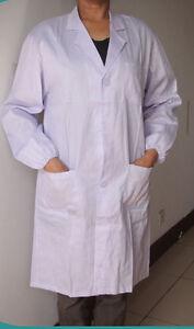 Lab Coat (Coats) /Doctor Uniform / Dress-up / Cosplay, White Unisex, 175cm, Mel