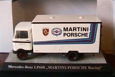 CAMION MERCEDES BENZ LP608 MARTINI PORSCHE RACING PREMIUM CLASSIXXS 12505 1/43
