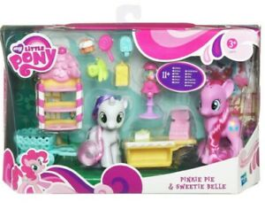 My Little Pony Friendship Is Magic Pinkie Pie & Sweetie Belle Figure Set! 2010