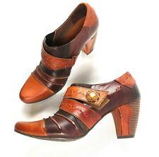 Spring Step Wondrous Ankle Boots Sz 40