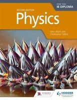 Physics for the IB Diploma Second Edition by Allum, John (Paperback book, 2014)