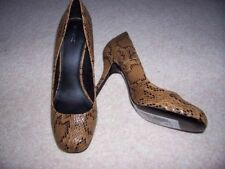 Animal Print Court Casual Heels NEXT for Women