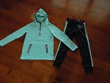 NWT JUSTICE DANCE  HOODED PULLOVER/SOFT LEGGINGS 7