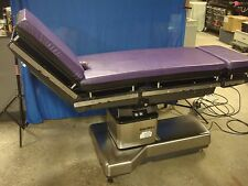 AMSCO QUANTUM 3080 SP 3080SP SURGICAL OPERATING ROOM TABLE WITH REMOTE