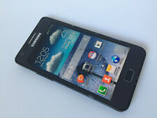 Samsung Galaxy S II Plus GT-I9100P Noble Black Used Cracked Unlocked Smartphone