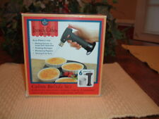 French Cafe by BonJour Creme Brulee Set Six (6) Piece Set Never Used Retails $30