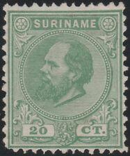 SURINAM  1873  NVPH 9, Sc. 9  MNH