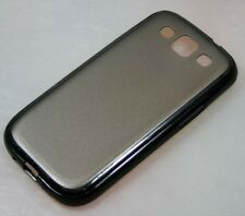 Back Case, Cover für Samsung Galaxy  S3, i9300, SIII, Schutz, Hülle schwarz