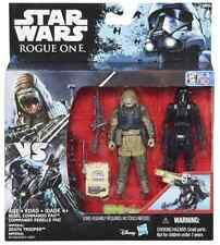Star Wars Rogue One Imperial Death Trooper & Rebel Commando Pao 2-Pack