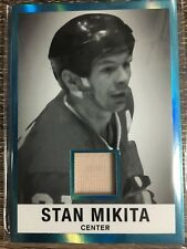 Stan Mikita 2017-18 Leaf Hockey 1960 Leaf Relic SP #1/5 C'D #14
