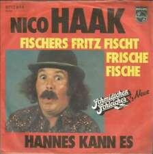 "Nico Haak Fischers Fritz Fischt Frische Fis 7"" Single Vinyl Schallplatte 24393"