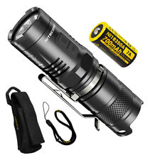 NITECORE MT10C 920lm Tactical Red & White Flashlight with Rechargeable Battery