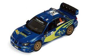 IXO RAM187 RAM203 RAM221 SUBARU IMPREZA WRC model rally cars Solberg Mills 1:43