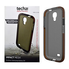 Tech21 Impact Absorbing Silicone Gel Drop Protection Case For Samsung Galaxy S4