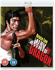 The Way Of The Dragon - [Dual Format Edition - DVD & Blu ray] NEW & SEALED