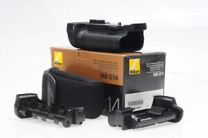 Genuine Nikon MB-D14 Multi Battery Power Pack for D600, D610 #594