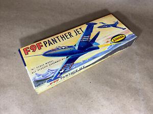 Aurora 1961 F9F Panther Jet