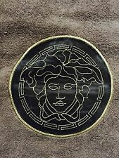 VERSACE MEDUSA TOWEL BATH POOL YOGA GYM LARGE ITALY AUTHENTIC