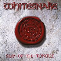 Whitesnake - Whitesnake: Slip of the Tongue [CD]