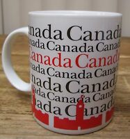 Canada Parliment Coffee Mug Cup Canadian