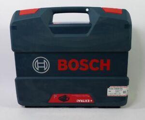 B-Ware Bosch Maschinenkoffer für 18 + 12 Volt Akkuschrauber GSR GSB Modelle