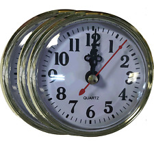 80mm Quartz Clock Insertion Movement [10 Pack]