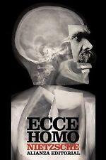Ecce homo. NUEVO. Nacional URGENTE/Internac. económico. ENSAYOS