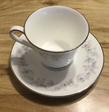 6 Royal Doulton Cups & Saucers Amersham Pattern Discontinued