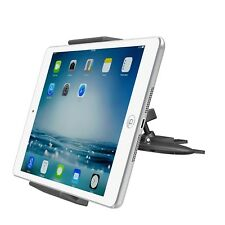 Applications 2CAR CD Slot Tablette Mount Stand Holder Support automobile Cradle iPad Air Samsung