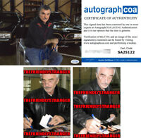 BURT REYNOLDS signed Autographed 8X10 PHOTO - PROOF - ACOA COA