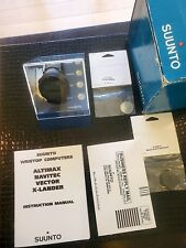 Rare New Unused Vintage Suunto Vector Wrist Watch from the late 1980s/early1990s